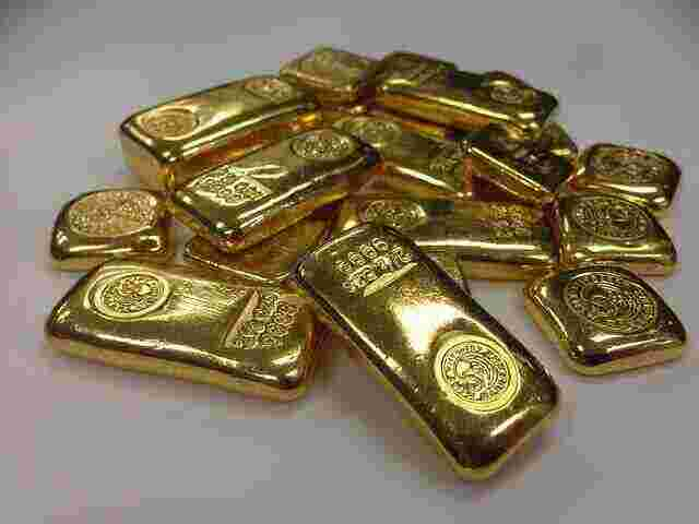Physical Gold Counterparty Risk