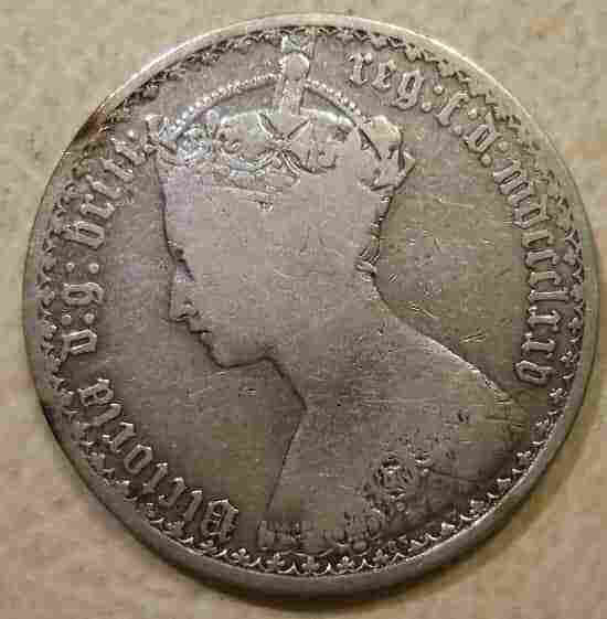 Buying Old British Silver Coins
