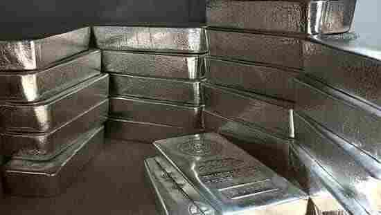 kilo of silver worth