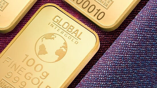 Gold bars, in particular, are usually classed as a long-term investment