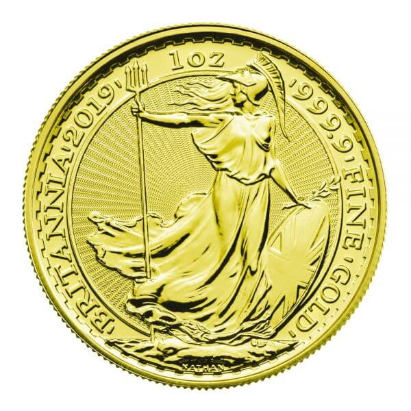Britannia gold coins are a solid investment buy