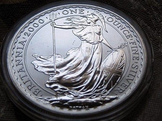 Britannia Silver Coins Mintage