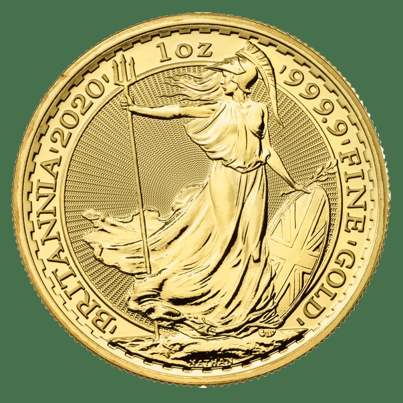 2020 Gold Britannia