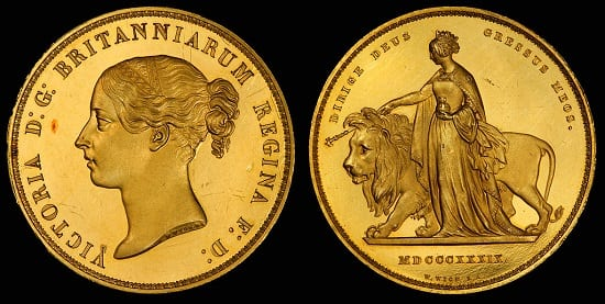 types of gold coins
