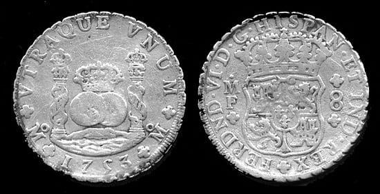 Rare coins made from silver can be found in the UK and from foreign sources.