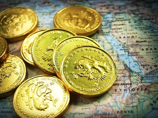 How to buy gold and sell it for a profit
