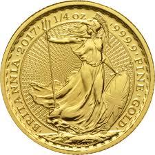 Quarter Ounce Britannia