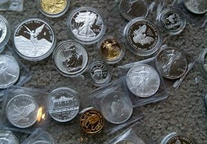 Can you get Platinum Britannia Coins