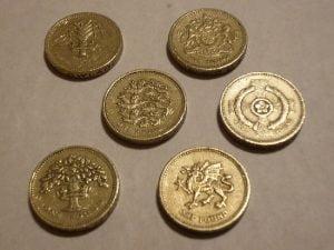 Are Gold Britannias Legal Tender