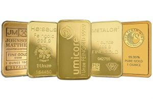 Where to Buy Gold Bars for Investment