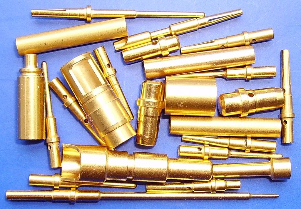 What Types of Electronics use Gold?